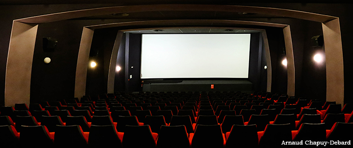 French Movie Theater Le Navire - Valence - Screen 1