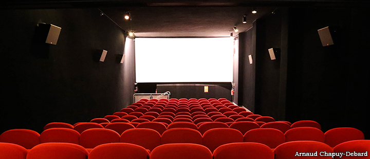 French Movie Theater Le Navire - Valence - Screen 3