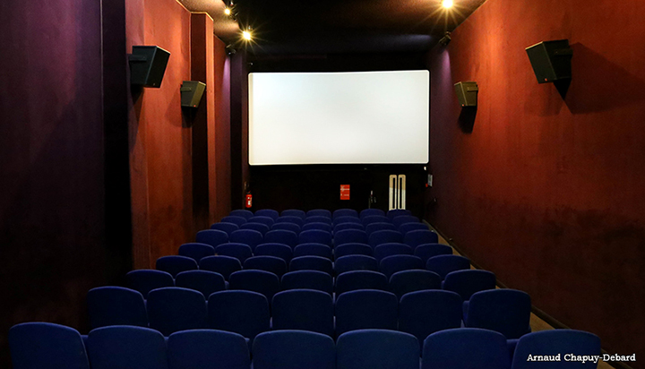 French Movie Theater Le Navire - Valence - Screen 4