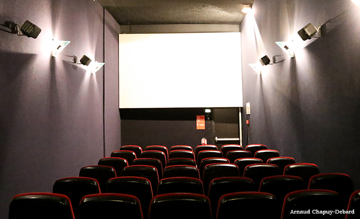 French Movie Theater Le Navire - Valence - Screen 6