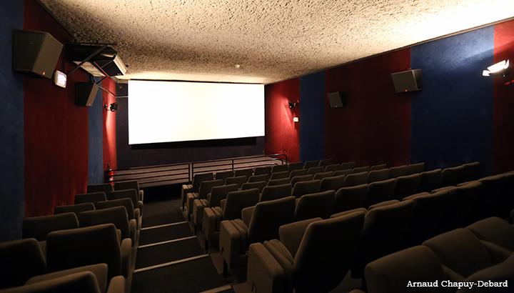 French Movie Theater Le Navire - Aubenas - Screen 2