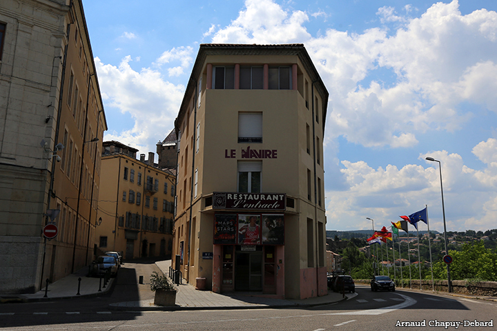 French Movie Theater Le Navire - Aubenas